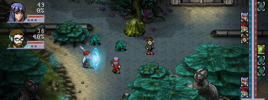 Creando la música de Cosmic Star Heroine, el inminente RPG para PS4/PS Vita