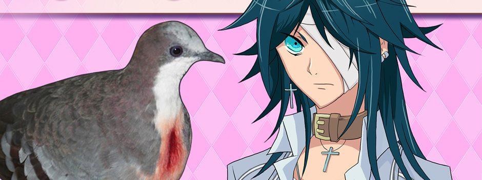 El simulador de citas aviares Hatoful Boyfriend cortejará a PS4 y PS Vita en 2015