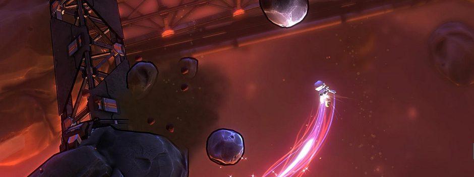 El estiloso dodge 'em up espacial Lost Orbit se muestra en PS4