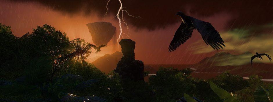 Wander, la fantasía multijugador masivo online sin combates llegará pronto a PS4