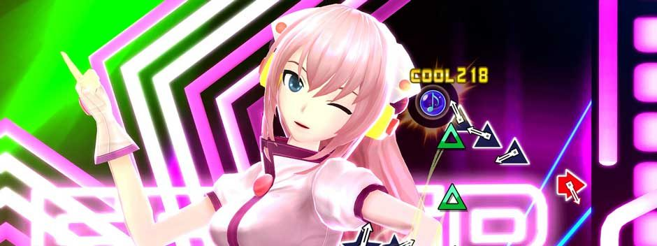 Hatsune Miku: Project DIVA F 2nd llega a PS3 y PS Vita esta semana