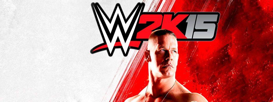 Ya está aquí WWE 2K15