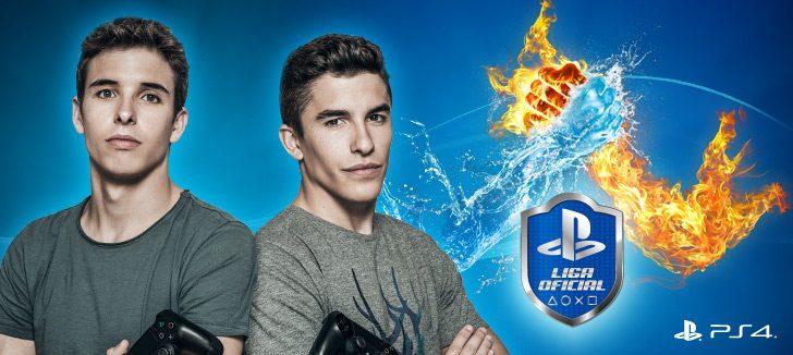 Ven al evento 'Únete a los hermanos Márquez' y gana una PS4