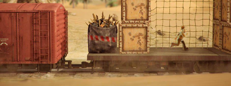 Las nuevas aventuras de Tadeo Jones ya están en PS4 y PS Vita