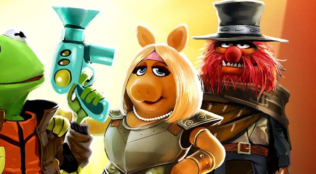 Los Muppets Aventuras de película llega a PS Vita esta semana
