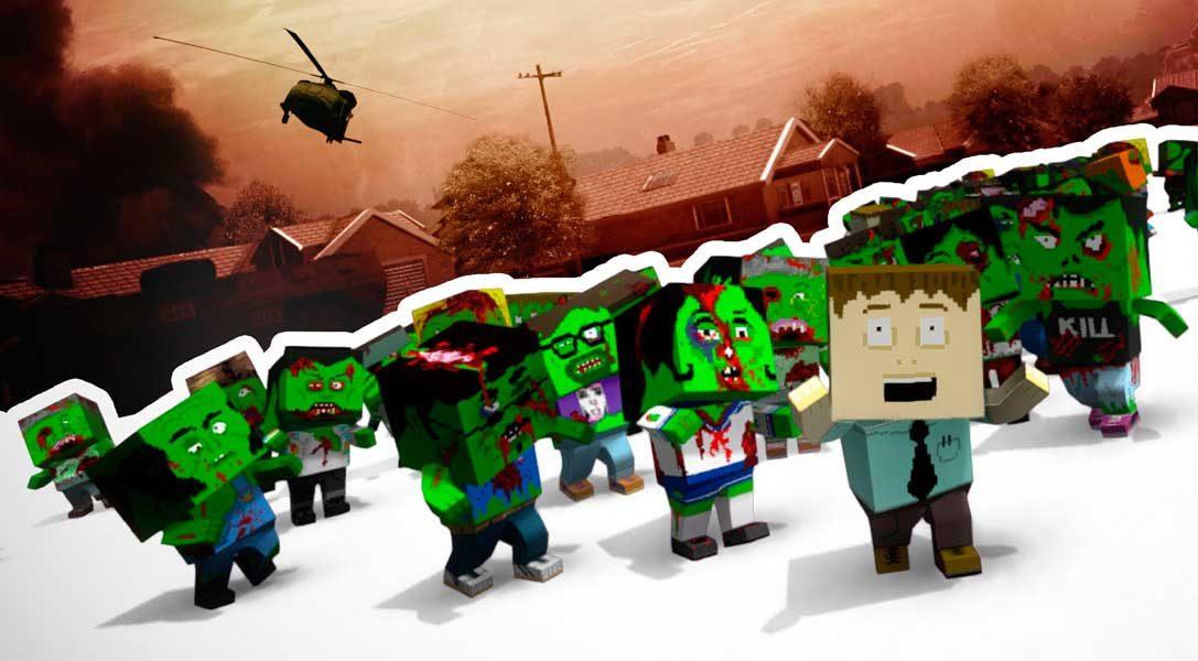 The Hungry Horde se arrastra hacia PS Vita esta semana
