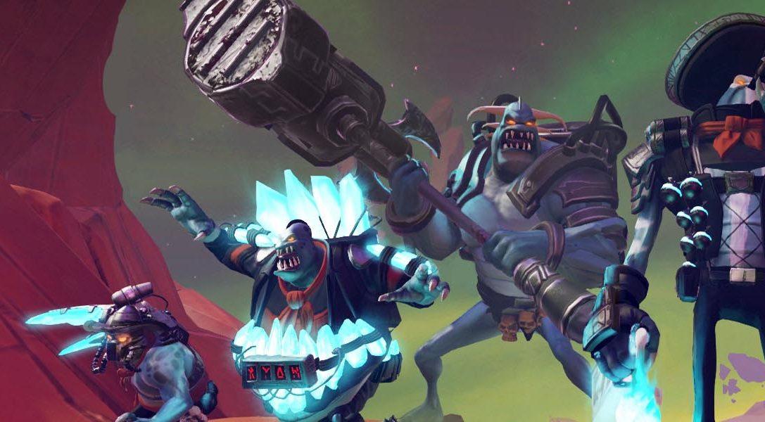 Más detalles sobre el nuevo modo campaña cooperativo de Loadout, el shooter para PS4
