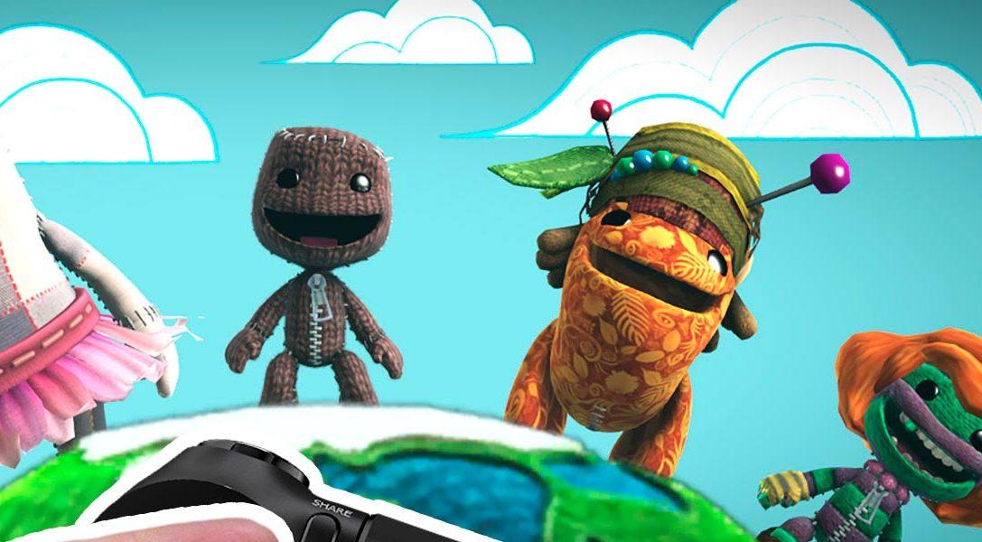Qué hacer en tu primera semana en LittleBigPlanet 3