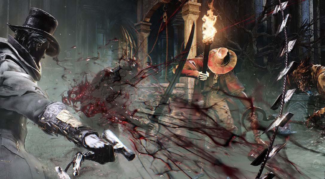 Desvelamos nuevos escenarios, personajes y armas de Bloodborne
