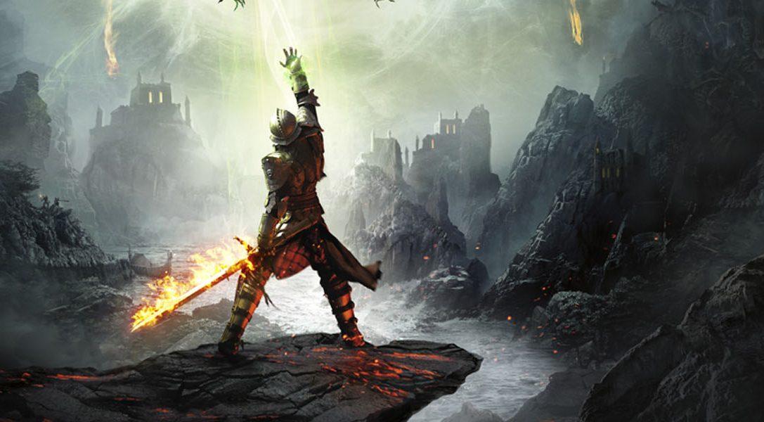 Dragon Age: Inquisition llega a PS4 y PS3 esta semana