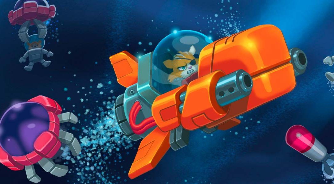 Aqua Kitty – Milk Mine Defender DX llegará pronto a PS4 y PS Vita