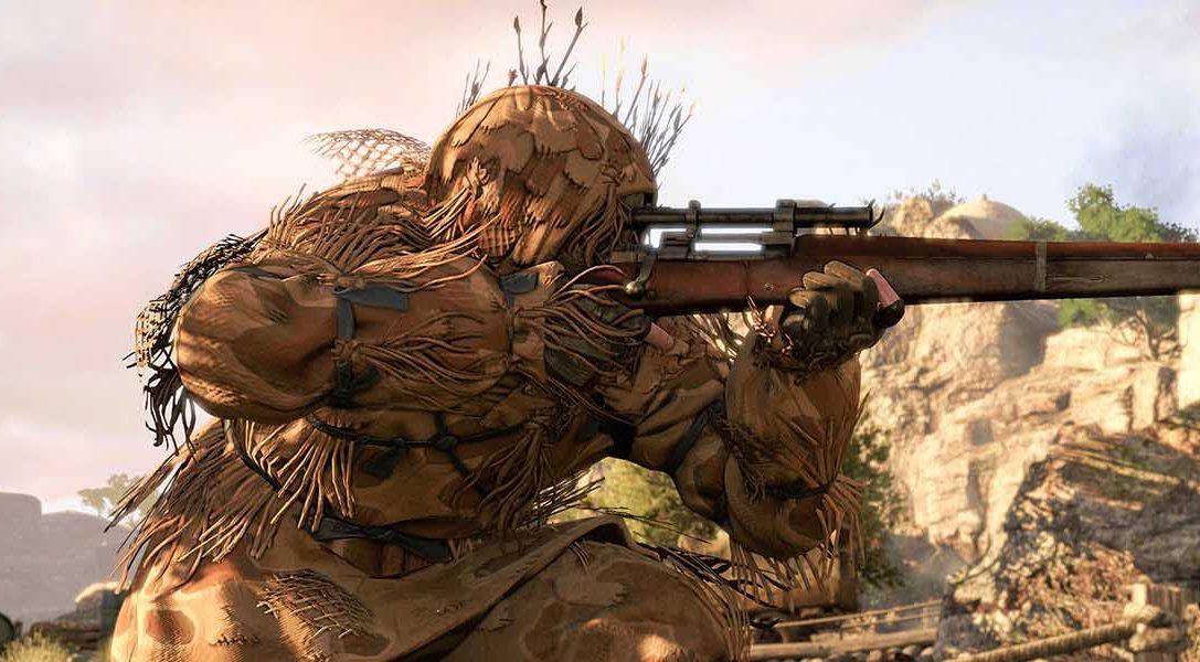 Sniper Elite 3 recibirá nuevas características y contenido gratuito mañana