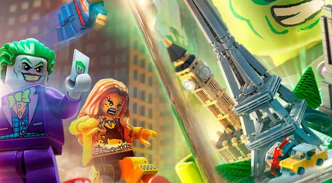 Lo último en PlayStation Store: LEGO Batman 3, PES 2015, Assassin's Creed y mucho más