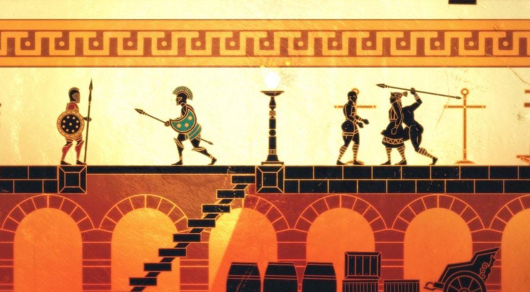 Apotheon, el juego de desplazamiento lateral basado en la mitología griega llega a PS4 en enero de 2015
