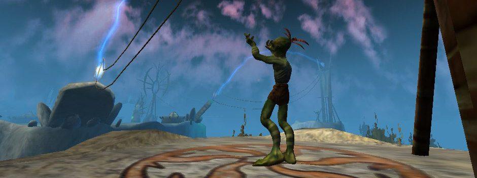 Oddworld: Munch's Oddysee HD llega esta semana a PS Vita