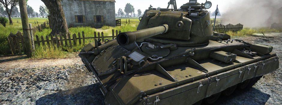 War Thunder celebra su primer aniversario con un nuevo DLC