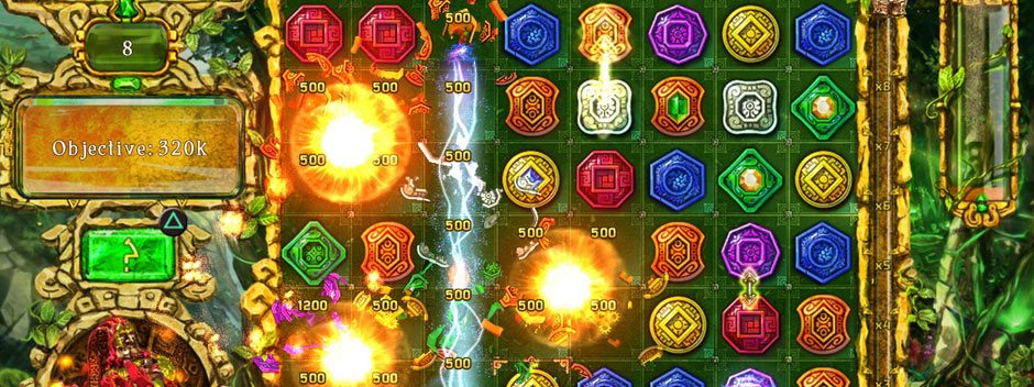 Treasures of Montezuma: Arena llegará pronto a PS3