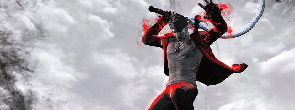 DmC: Definitive Edition llega en marzo a PS4