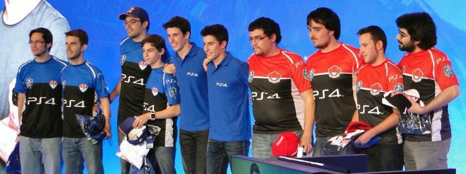 La final del evento 'Únete a los hermanos Márquez' se celebró por todo lo alto