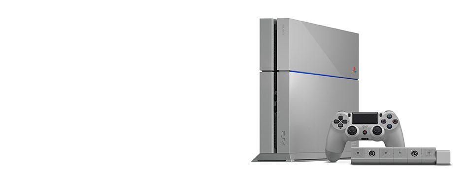La subasta de PS4 Edición 20 Aniversario comienza mañana a las 10:00h con 25 unidades más para España