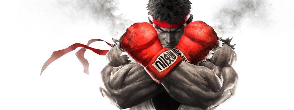 Reserva tu edición digital de Street Fighter V