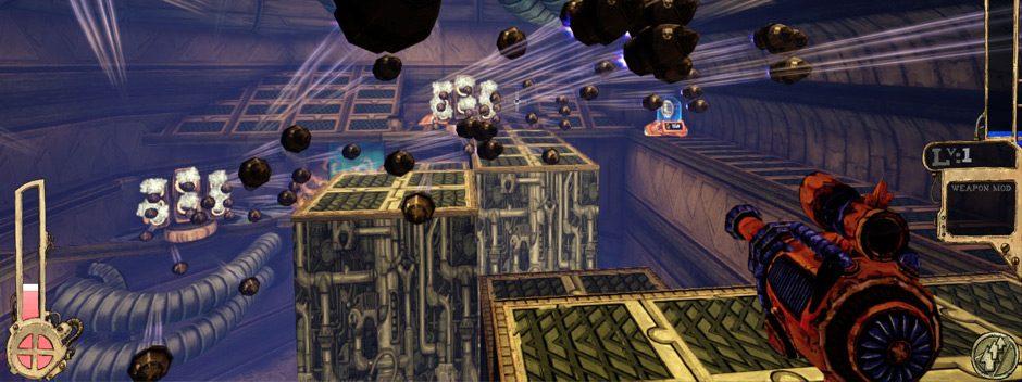 Tower of Guns, el nuevo FPS procedural, llega a PS3 y PS4