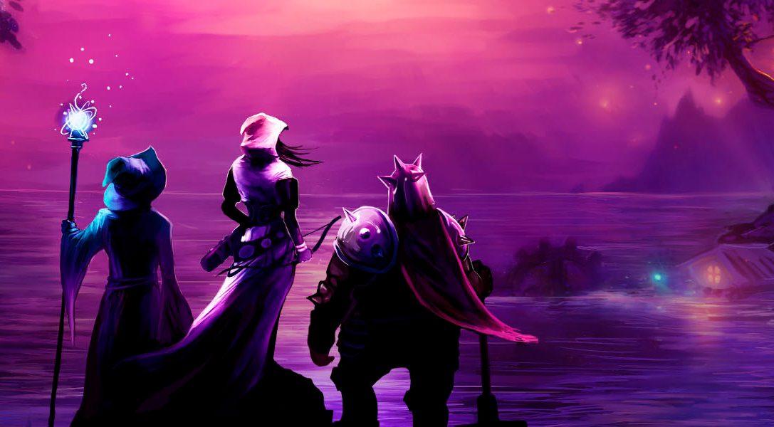 El encantador Trine Enchanted Edition aterrizará en PS4 esta semana