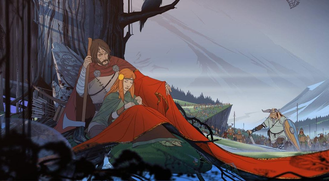 Un vistazo de cerca a The Banner Saga en PS Vita