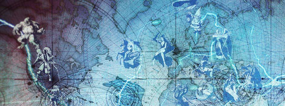 Detalle de los eventos invernales de Destiny of Spirits