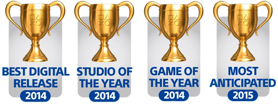 Ya conocemos los ganadores de los PlayStation Blog 2014 Game of the Year Awards