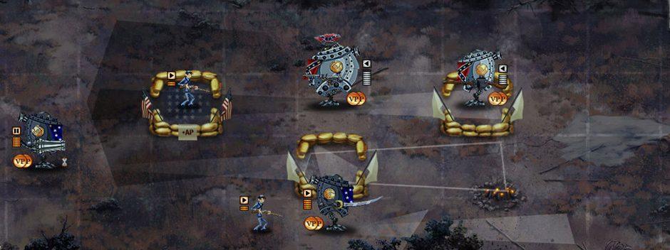 El frenético juego de estrategia Ironclad Tactics llega a PS4 la semana que viene