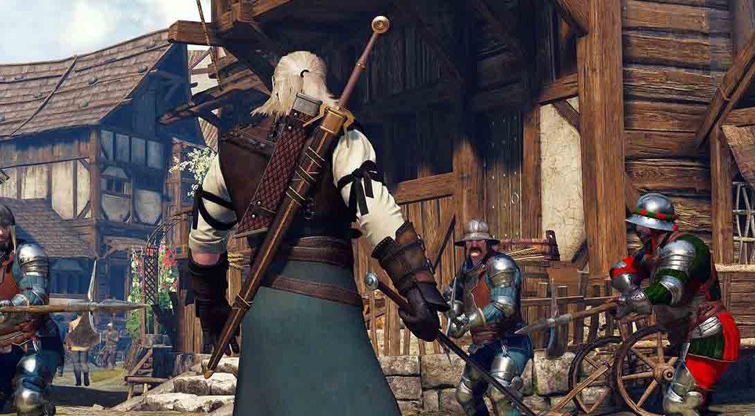 Exploramos el mundo oscuro y violento de The Witcher 3: Wild Hunt en PS4