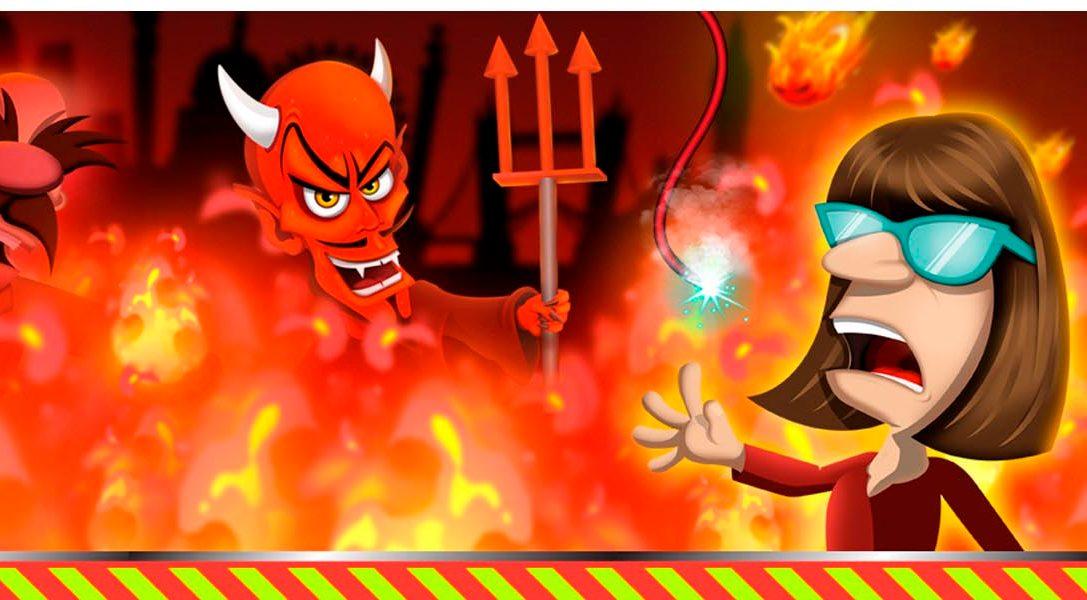 Un nuevo vídeo muestra Flame Over, exclusivo para PS Vita, en acción