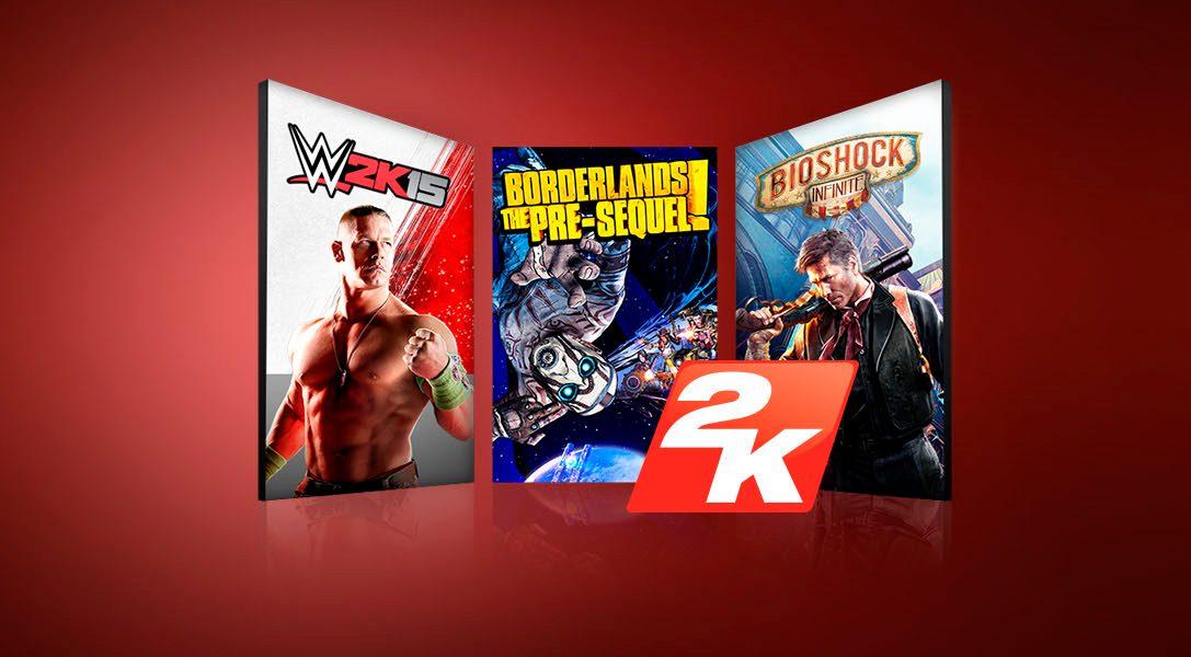 Nuevas rebajas en PlayStation Store: Juegos de 2K, indies y mucho más…