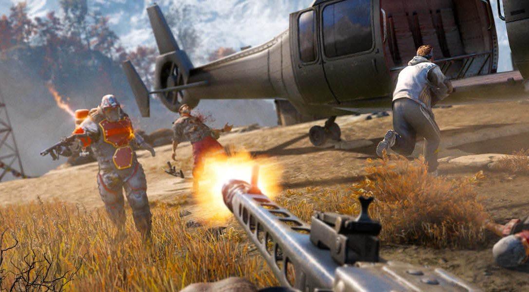 Lo último en PS Store: Far Cry 4 DLC, Joe Danger 2, Atelier Ayesha Plus y más