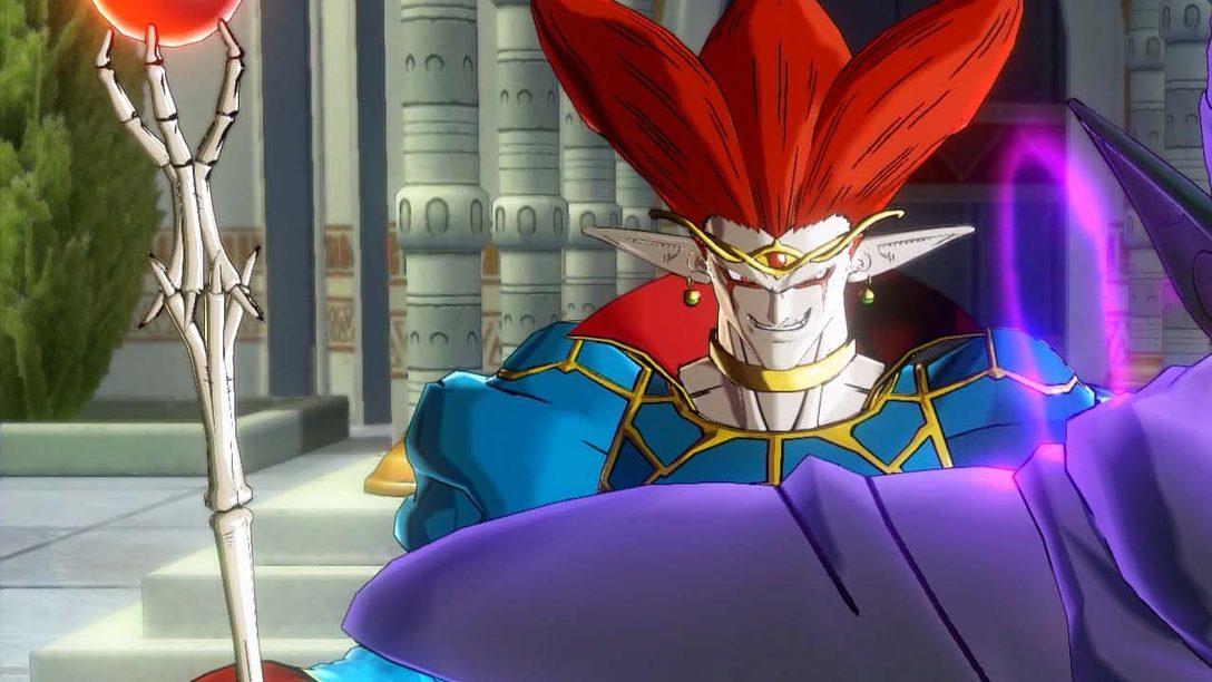 Conoce al nuevo enemigo de Dragon Ball Xenoverse