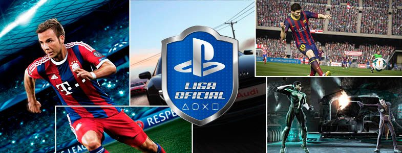 Pro Evolution Soccer 2015 llega a la Liga Oficial PlayStation