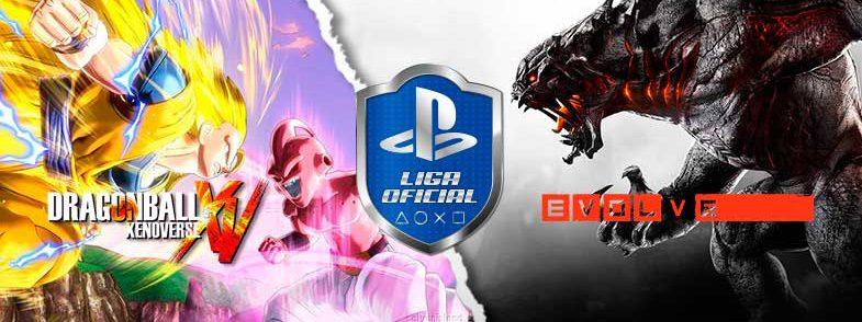 Evolve y Dragon Ball Xenoverse llegarán muy pronto a la Liga Oficial PlayStation