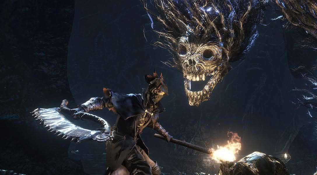 El nuevo vídeo de Bloodborne muestra un combate contra Darkbeast