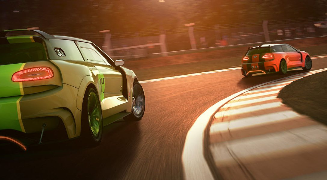 Nuevos coches y funciones disponibles en la actualización de hoy de Gran Turismo 6
