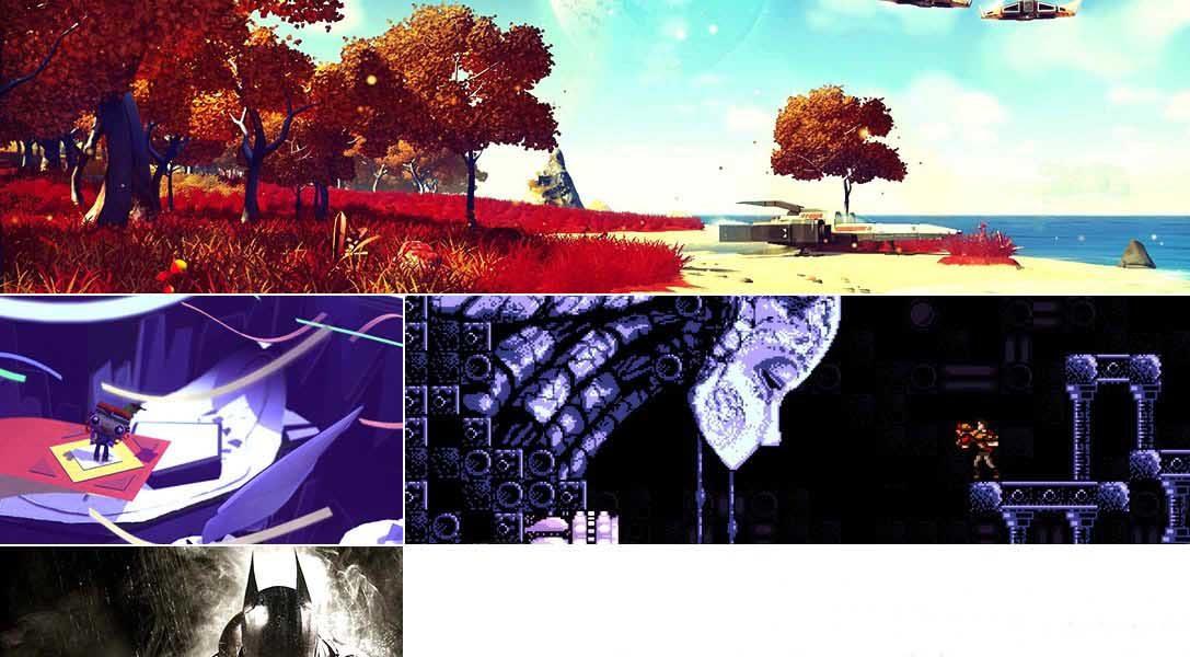 Los juegos que nos llegarán a lo largo de 2015