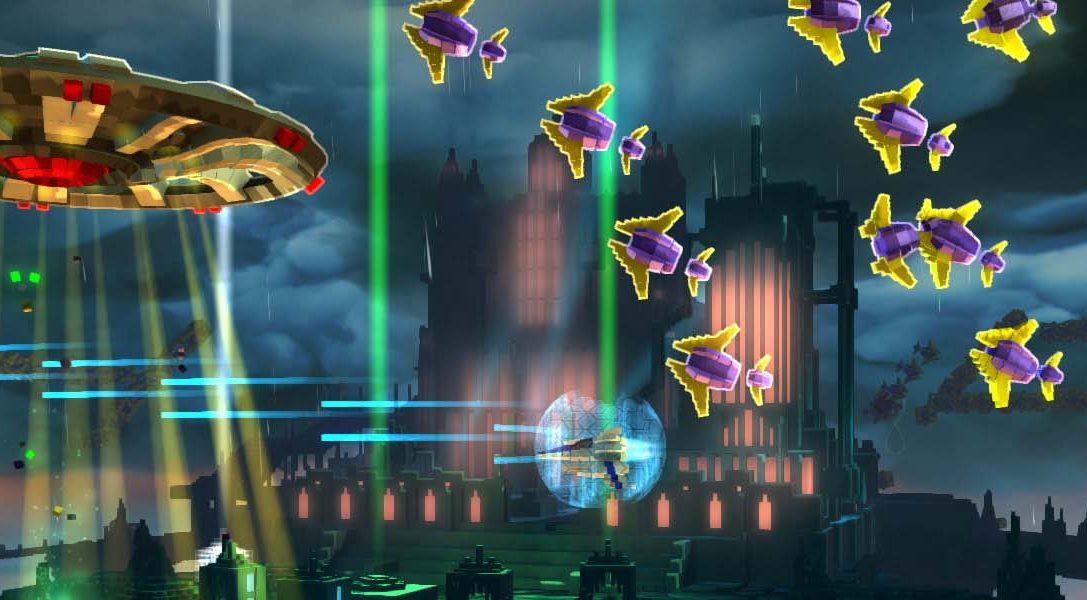Resogun Defenders llegará a PlayStation 4 el próximo 18 de febrero