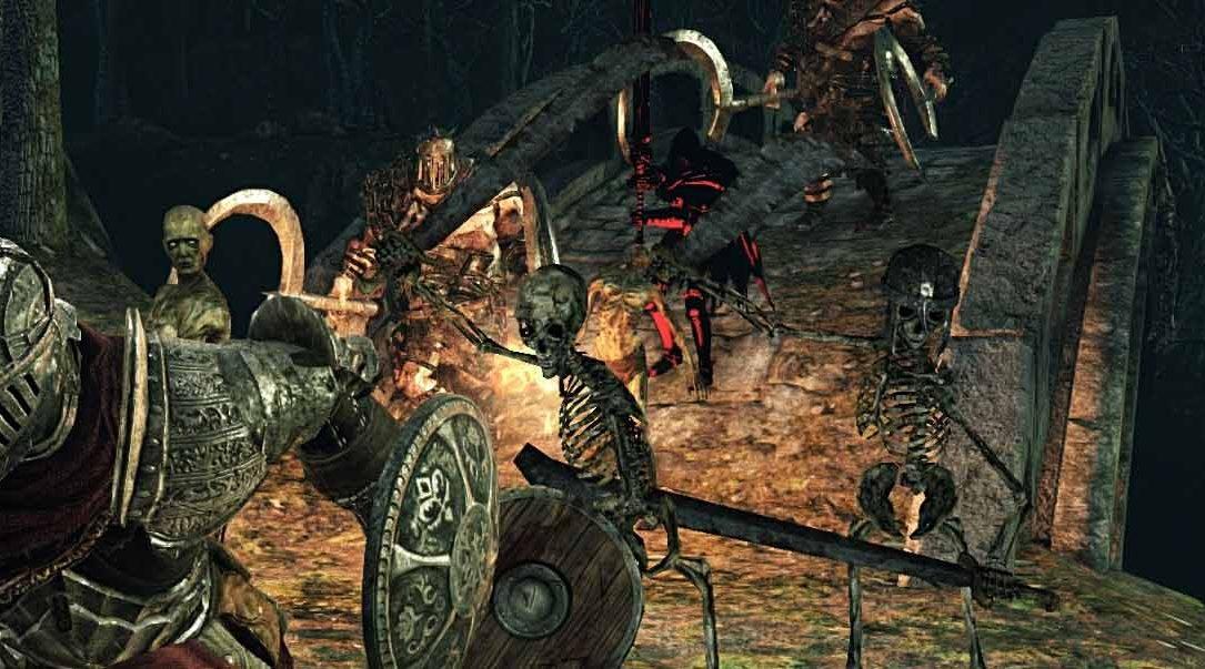 Así luce Dark Souls II: Scholar of the First Sin en PS4