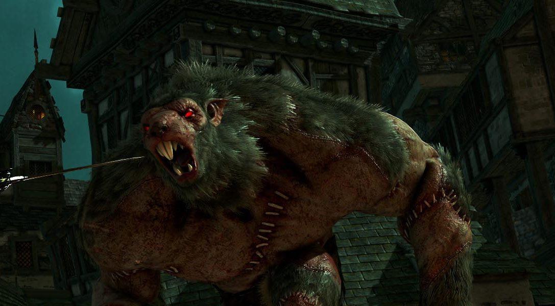 Se desvela Warhammer: End Times – Vermintide para PS4