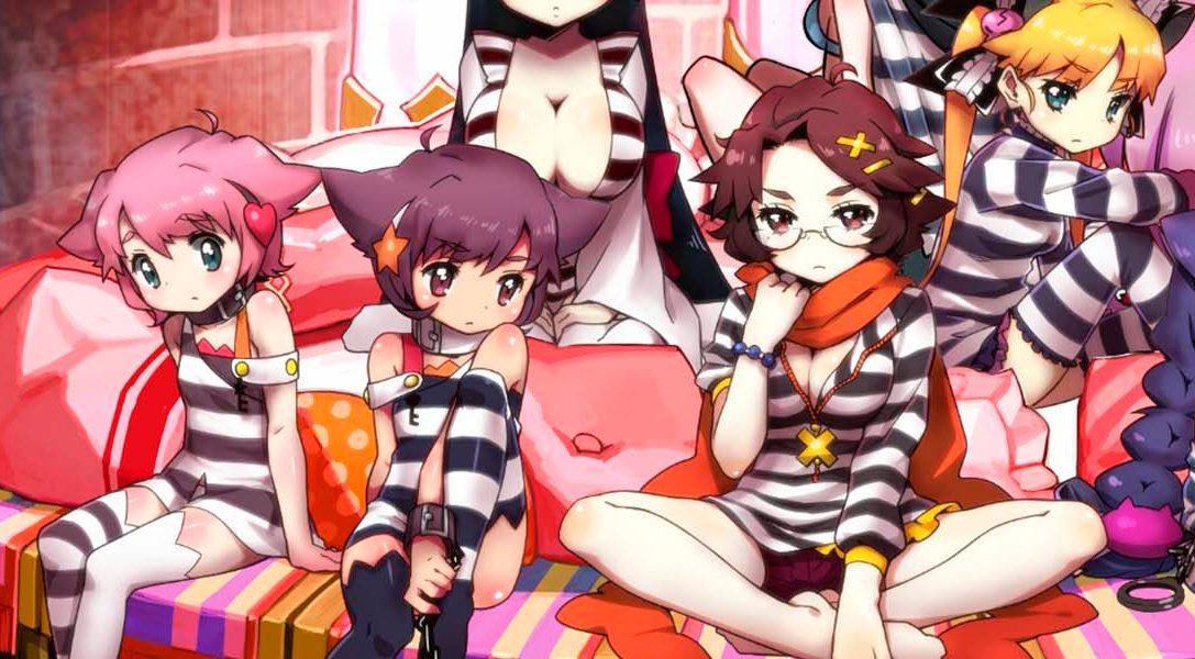 Criminal Girls: Invite Only traerá un soplo de aire fresco al género JRPG en PS Vita