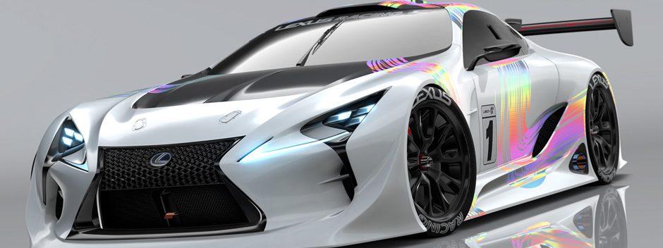 La nueva actualización de Gran Turismo 6 añade desde hoy tres nuevos coches Vision GT