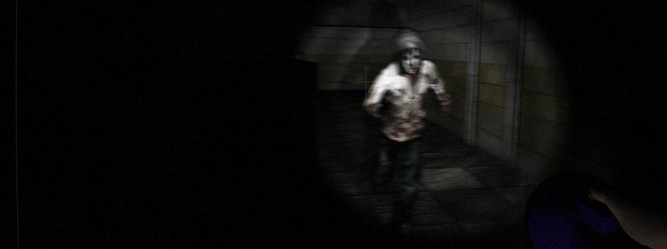 Slender: The Arrival aterrorizará PS4 a partir de mañana