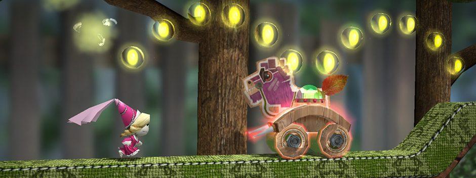 Run Sackboy! Run! llega a PS Vita esta semana