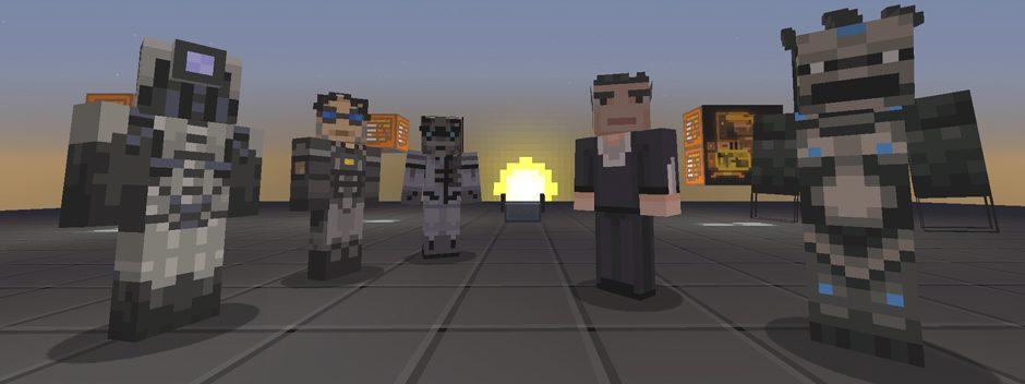 El nuevo DLC de Minecraft llega esta semana a PS3, PS4 y PS Vita