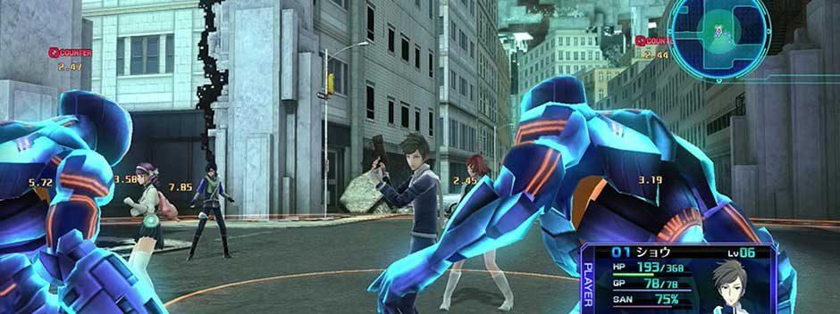 El JRPG táctico Lost Dimension llega a PS3 y PS Vita este verano